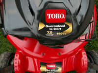 Toro SR4 Super Recycler Self Propelled Lawnmower