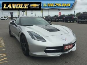 2014 Chevrolet Corvette 1LT  SHARP CAR, VERY CLEAN Windsor Region Ontario image 11