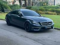 2012 Mercedes-Benz CLS CLS63 AMG Auto Coupe Petrol Automatic