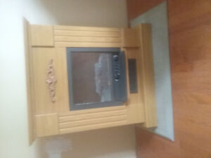 Electric fireplace for sale