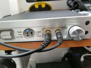 Benchmark Dac 1 Digital to Analog Converter