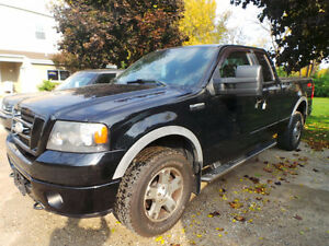 2008 FORD F-150 FX4, 5.4LV8, 4X4, LEATHER