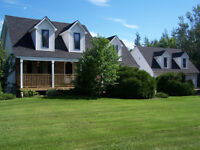 Bouctouche Area - Delightful Family Home With Workshop & Suite