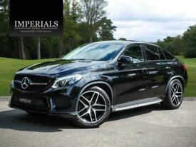 image for 2017 Mercedes-Benz GLE CLASS 3.0 GLE350d V6 AMG Line (Premium Plus) G-Tronic 4MA