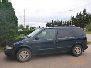1998 Mercury Villager , Van