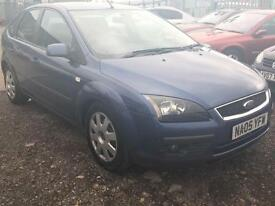 2005/05 Ford Focus 1.6 115 Zetec Climate LONG MOT EXCELLENT RUNNER