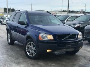 2006 Volvo XC90 Ocean Race Turbo 2.5L AWD 7 pass, FINANCEMENT