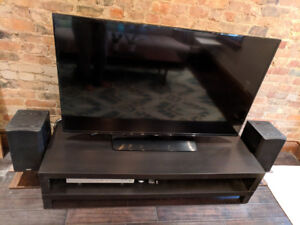 Ikea Lack TV stand / bench