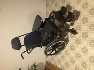 Orion II Tilt & Recline wheelchair.