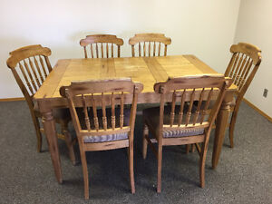 7pc Bar-height Dining Set