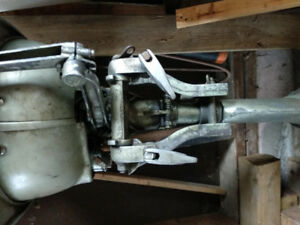 Antique Outboard Motors