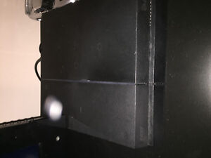 PS4 for sale good condition Cambridge Kitchener Area image 2
