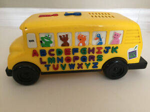 Leap Frog Phonics Bus