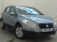 2014 Suzuki SX4 S-Cross SZ3 Petrol grey Manual