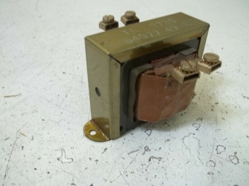 RELIANCE ELECTRIC TR-9735 TRANSFORMER * USED *