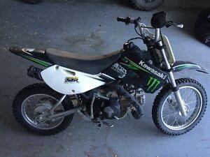 2009 Kawasaki KLX 110