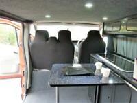 Renault Trafic SWB 2 berth rear bed campervan conversion for sale Ref 161307