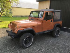 Jeep TJ 1987
