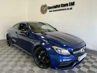 2017 Mercedes-Benz C Class 4.0 AMG C 63 2DR AUTOMATIC Coupe Petrol Automatic