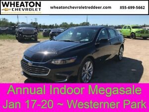 2018 Chevrolet Malibu Premier  - Navigation -  Leather Seats