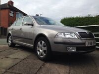 Skoda Octavia Elegance on 58 plate price reduced quick sale required
