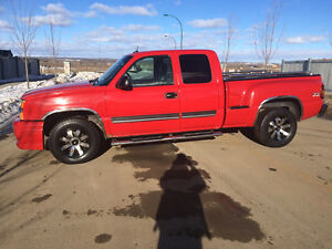 Trade for Classic GM car/truck - 5.3L Z71 Chev Stepside 4x4