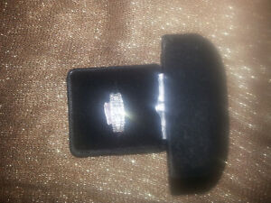 best ladies ring with genuine (bague) diamonds 1.25 Ct West Island Greater Montréal image 2