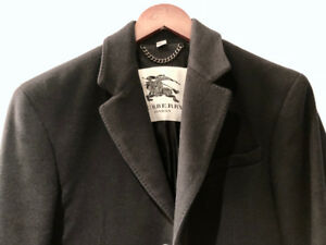 Burberry Men's Top Coat
