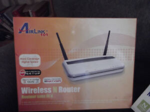Air-Link  wireless router