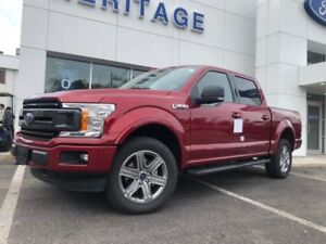 2018 Ford F-150 XLTREMOTE START ! NAVIGATION ! HEATED SEATS ! BE