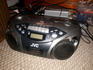 Jvc stereo works great