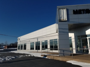 Short Term Storage Space Dartmouth 1000 to 10,000 sq. ft.