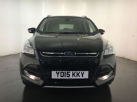 2015 FORD KUGA TITANIUM TDCI DIESEL 1 OWNER SERVICE HISTORY FINANCE PX