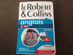 Dictionnaire traducteur / Dictionary traductor