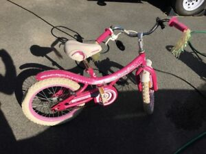Cream Soda Supercycle girls bike