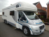 Auto Trail Arapaho Frontier 6 berth 6 travelling seat belts motorhome for sale