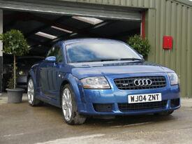 Audi TT Coupe 3.2 DSG Quattro - 90000 Miles - Full Service History - Finance