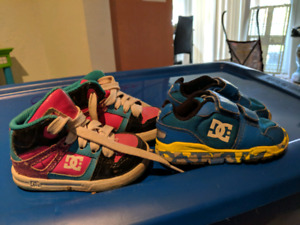 DC shoes Baby size 5