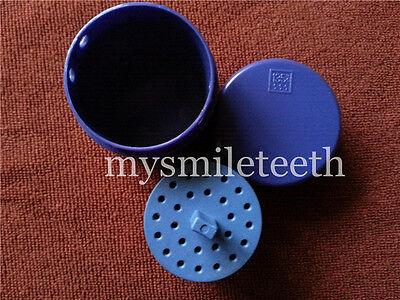 Dental Enodontic Endo Box Block Holder Autoclavable For Reamer 1kit
