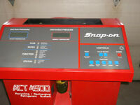 SNAP ON ACT4500 RECYCLING MACHINE