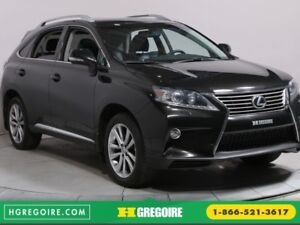 2015 Lexus RX350 Sportdesign BLUETOOTH MIRROIR RETRACTABLE CUIR