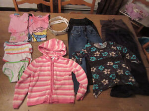 Lot vêtements fille 6-6X ans