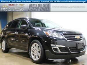 2014 Chevrolet Traverse 1LT | Heated Seats | Rear Vision Camera