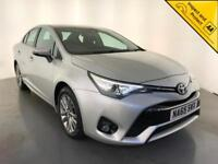 2015 65 TOYOTA AVENSIS BUSINESS EDITION D-4D 1 OWNER SERVICE HISTORY FINANCE PX