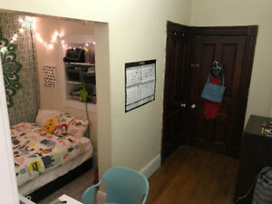 Room Available for Fall Semester Sublet