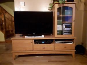 meuble télévison