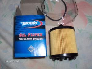 PRONTO PO5436 Oil Filter- 02-05 PONTIAC SUNFIRE
