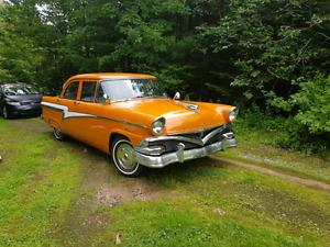 1956 Meteor Town sedan Rideau 7900 obo