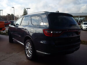 New 2016 Dodge Durango Limited AWD Finance from 0% London Ontario image 4