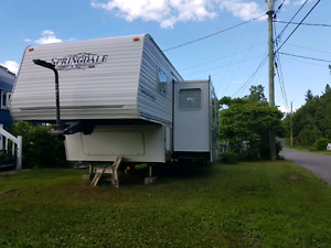 FIFTH WHEEL SPRINGDALE 2006